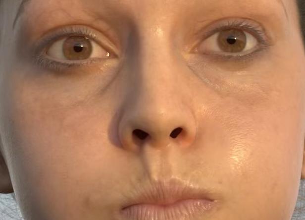 SIGGRAPH 2015 skin demo