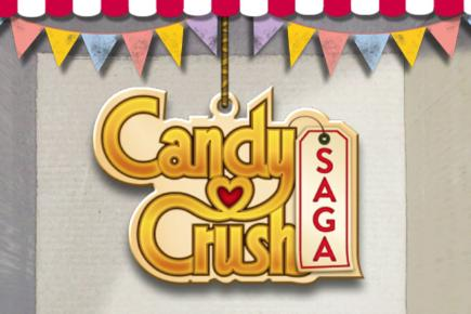 signs you're addicted to Candy Crush