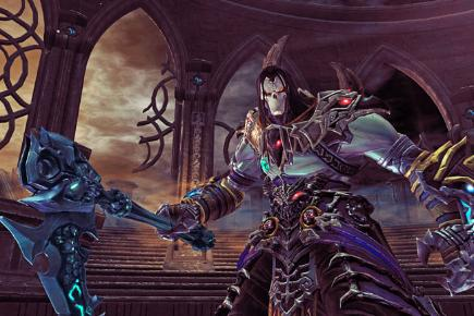 Single player games for singletons Darksiders II