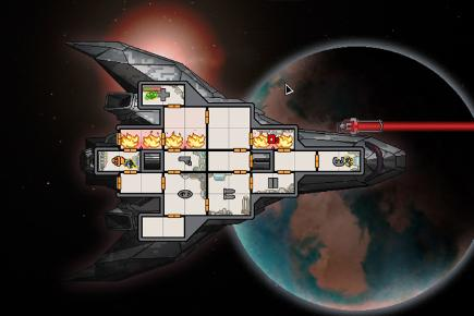 Single player games for singletons FTL Faster Than Light