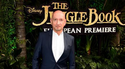 Sir Ben Kingsley rejects claims The Jungle Book film is ...