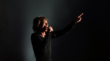 Mick Jagger shares two new tracks, including the Skepta-featuring 'England Lost'