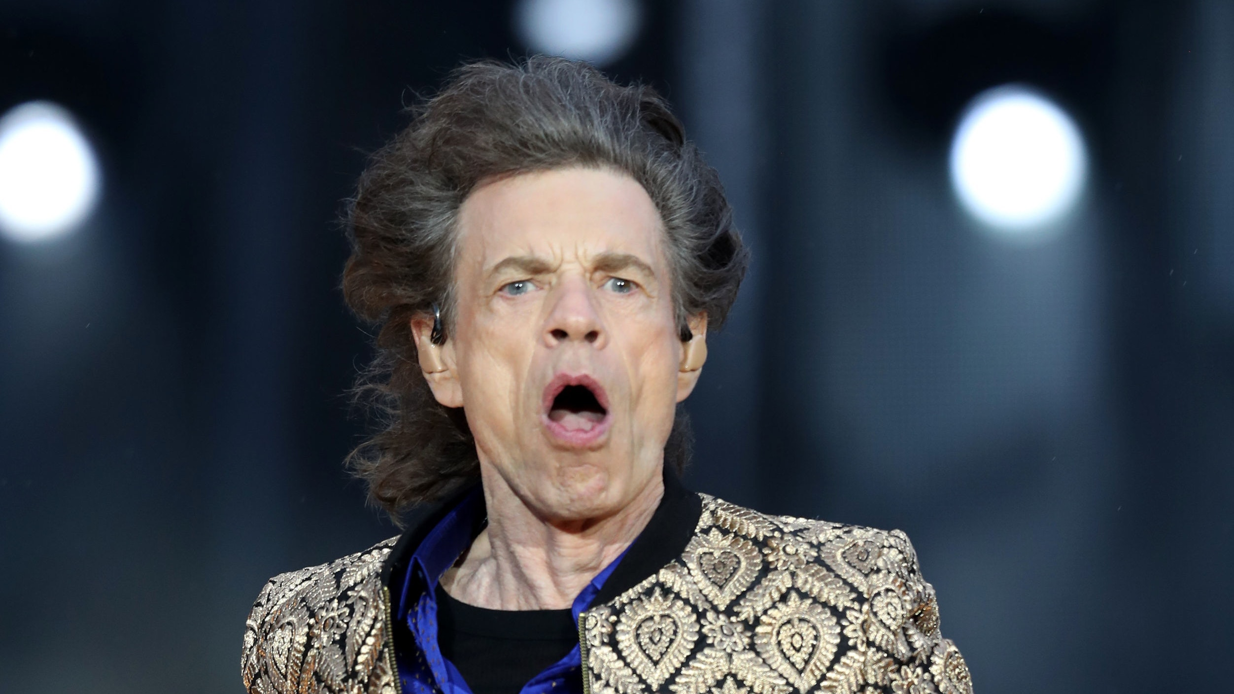 Stones postpone North American tour as Jagger receives medical treatment