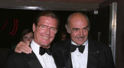 James Bond Actors Pay Tribute to Sir Roger Moore