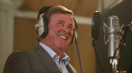 Sir Terry Wogan's secret BBC letters unearthed