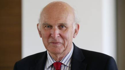 Sir Vince Cable: I'm not too old to be Lib Dem leader