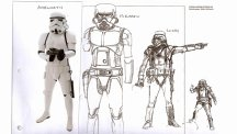 Sketch showing Storm Troppers