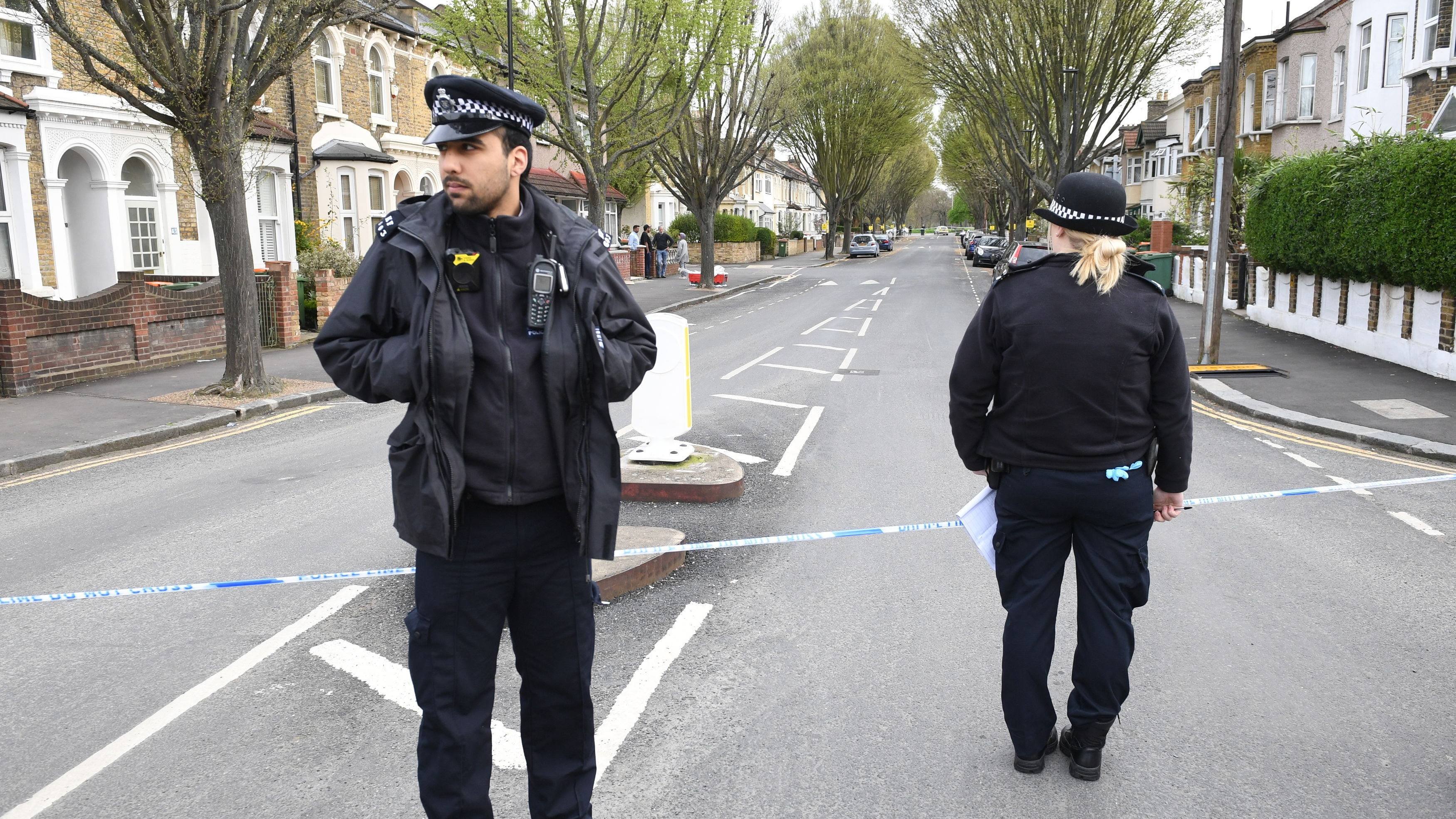 `Skinny, humble´ teenager killed metres from home in latest London stabbing