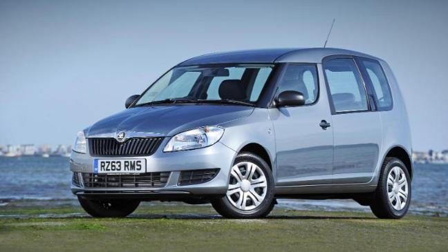 Skoda Cars Named Most Dependable Bt