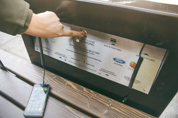 Smart Bench Ford
