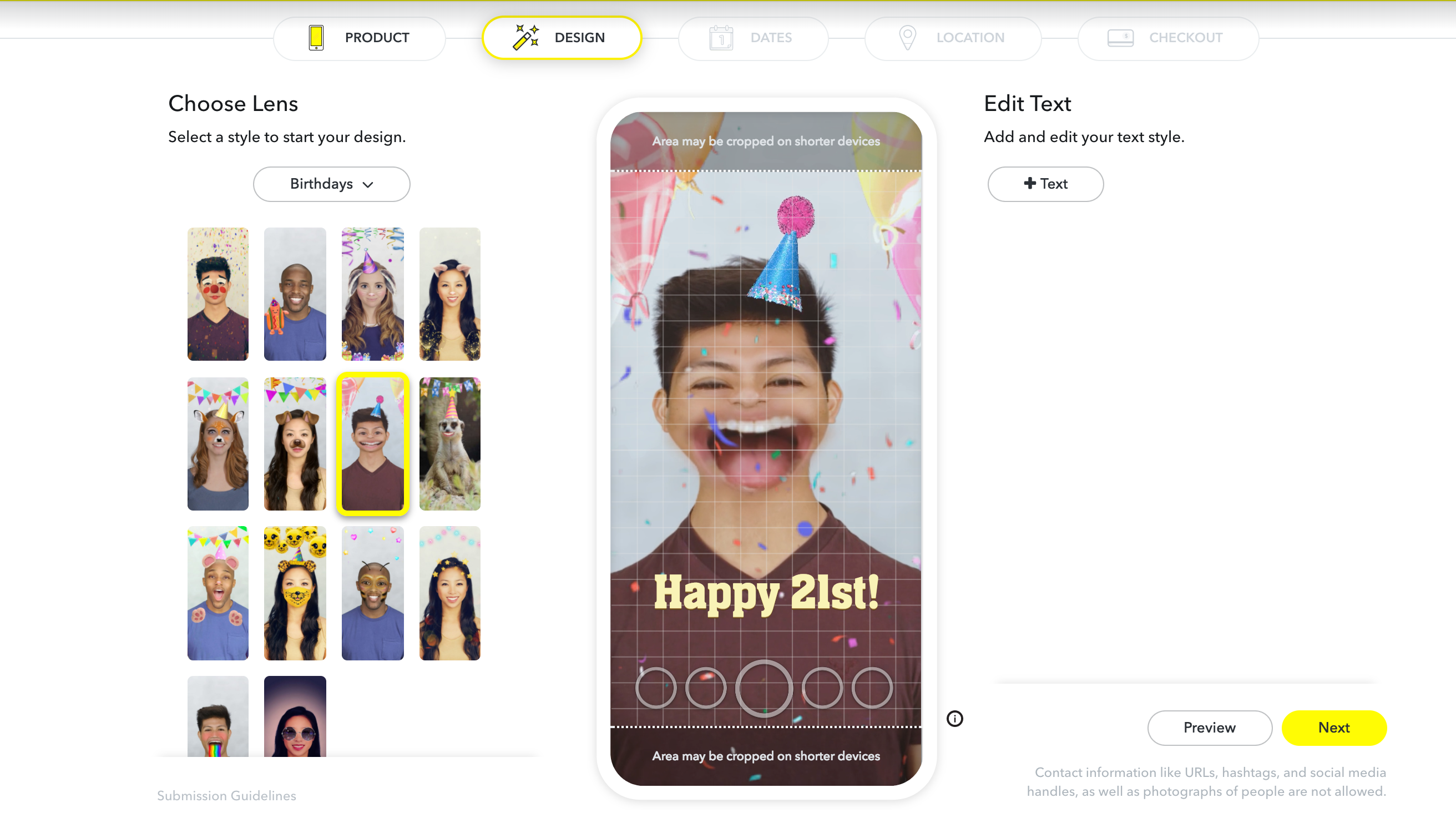 Snapchat gets GIF stickers and some changes to app redesign