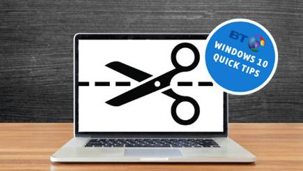 Windows 10 Tips: Find and use the Snipping Tool