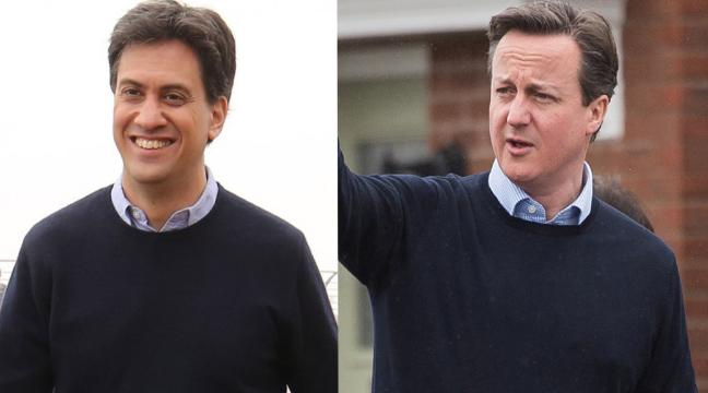 So who wore it better, Ed Miliband or David Cameron? - BT