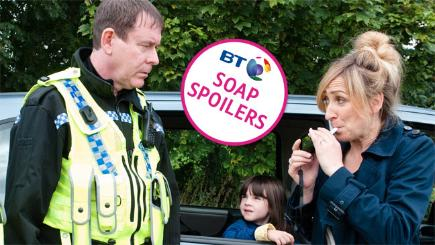 Soap Spoilers - next week's big stories