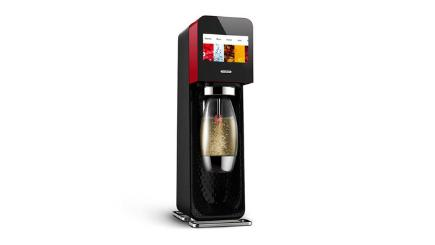 New SodaStream can be controlled with an app