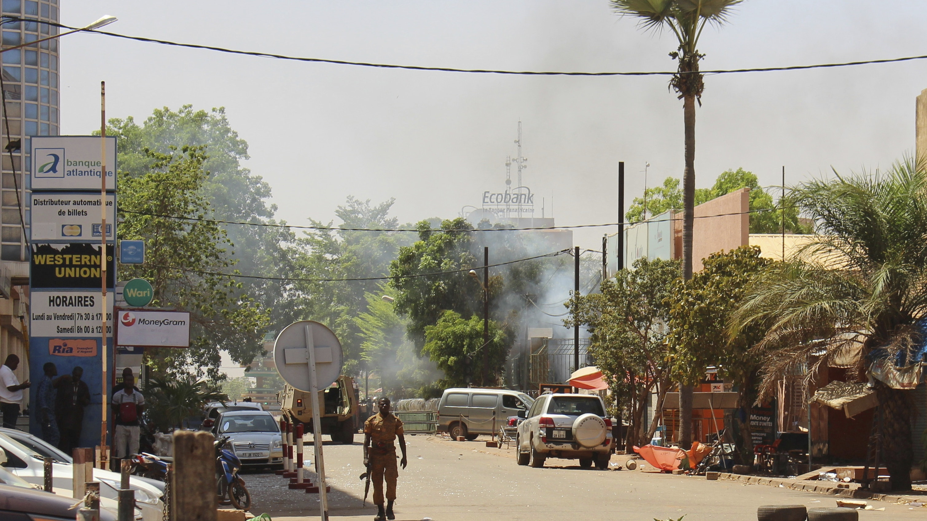 Dozens dead in attacks in Burkina Faso