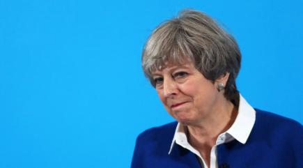 United Kingdom poll: 'Liar Liar' song on PM May tops charts