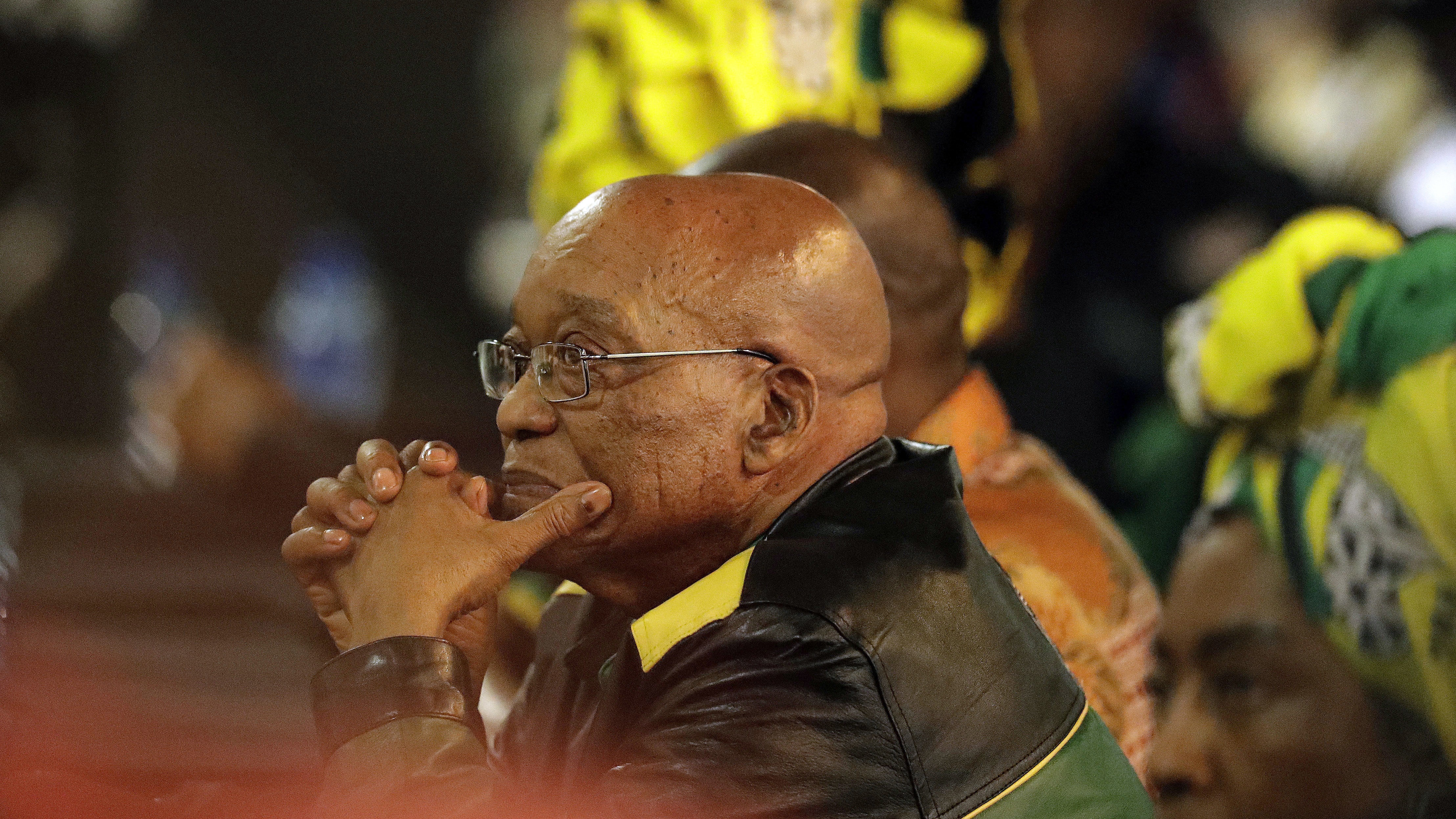 Motion of no confidence in Zuma scheduled for 22 Feb