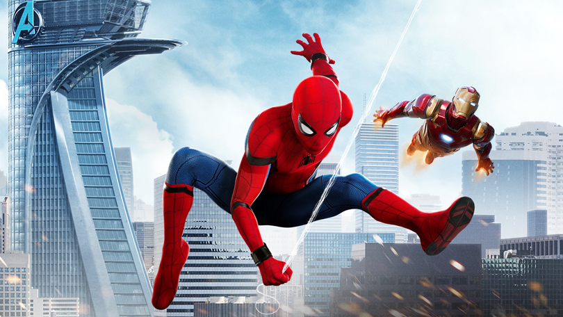 spider man homecoming bt tv store