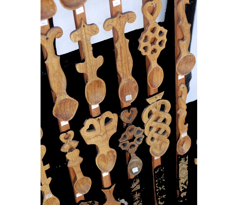 What Is The Significance Of The Symbols On A Welsh Love Spoon Bt
