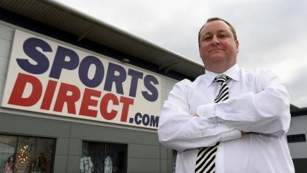 A revolt at Sports Direct?