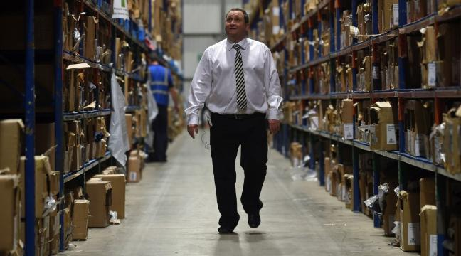 Sports Direct Owner Mike Ashley Is Refusing To Attend A Select Committee