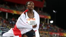 Sprinter Dina Asher-Smith says being an Olympian is 'totally attainable': Here's how she wants to keep more girls in sport
