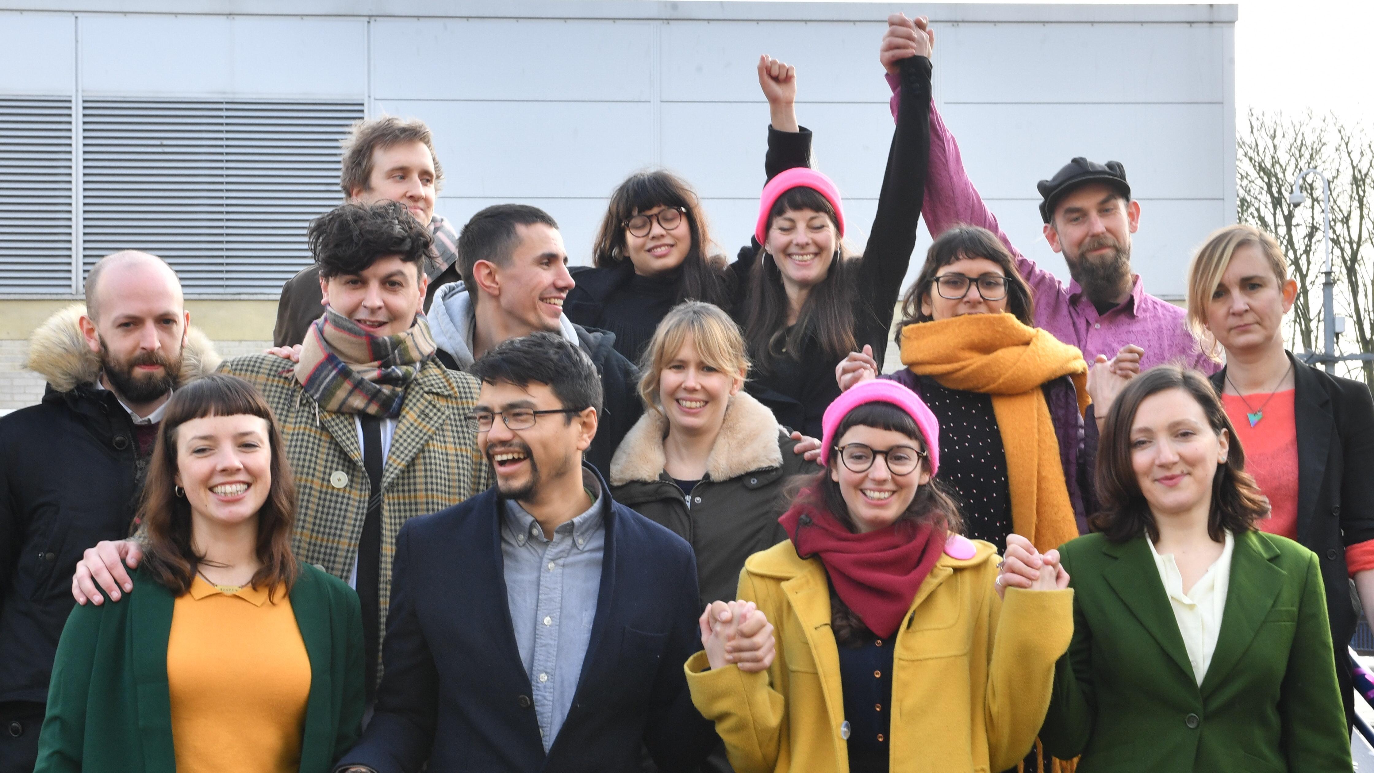 Judge sentences deportation flight protester from Brighton