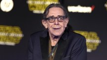 Peter Mayhew plays Chewbacca in the Star Wars films (AP)
