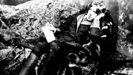 Oscare Wilde was a prisoner between 1895 and 1897, where he wrote De Profundis