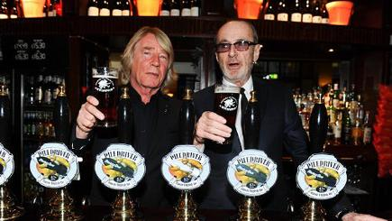Status Quo's beer a million-seller