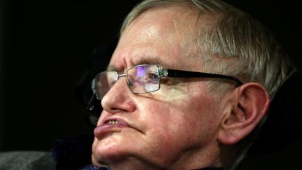 Professor Stephen Hawking has been offered a seat on Virgin Galactic