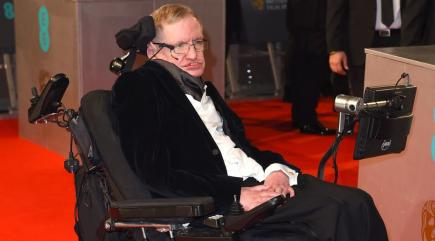 Stephen Hawking says he fears for today's young academics with disabilities