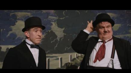 Oliver Travel Trailer >> Steve Coogan and John C Reilly as Laurel and Hardy in ...