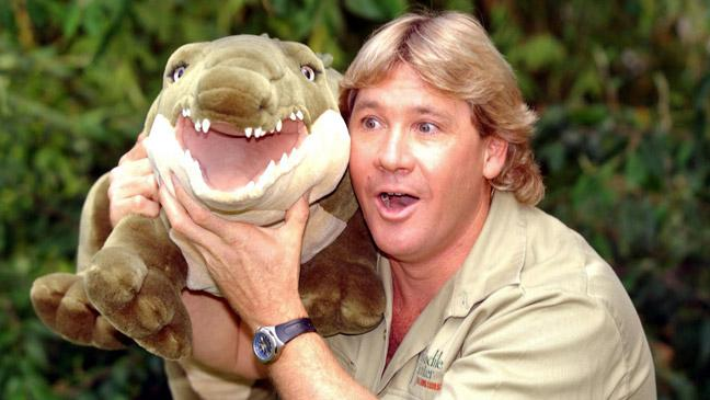 Image result for steve irwin