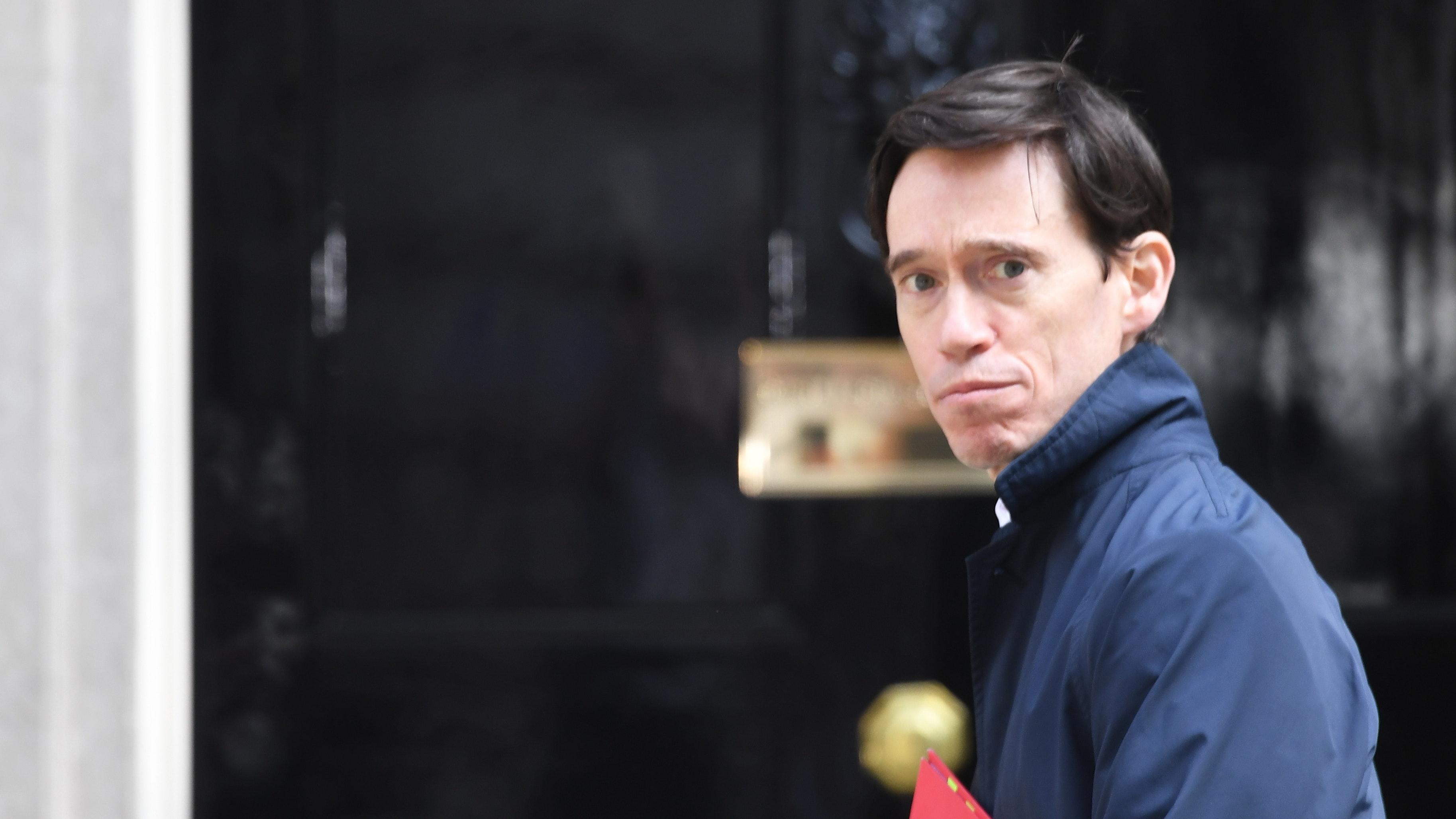 Brexiteer Dominic Raab eliminated from Tory leadership race