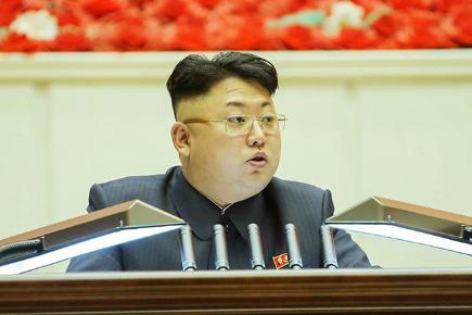 Trim Jongun North Koreans have a choice of 15 haircuts