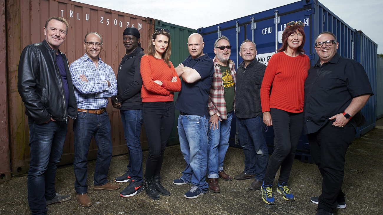 Celebrity Storage Hunters exclusive: Sean Kelly gives us