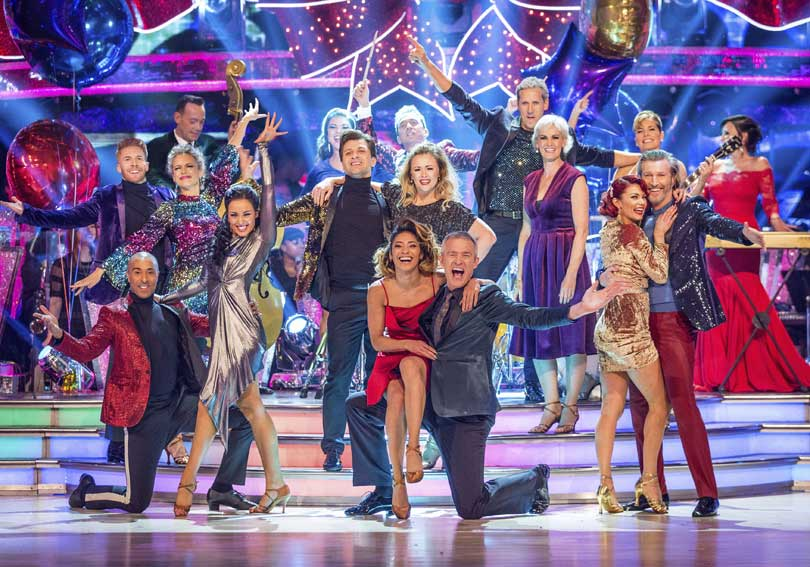 Strictly christmas