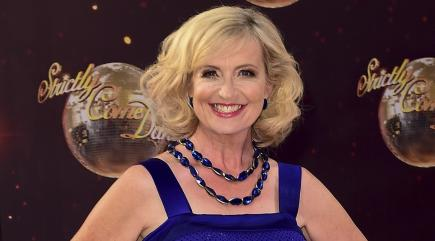 Strictly Come Dancing 2015: Carol Kirkwood is terrified of showing off her legs