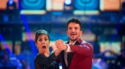 Strictly Come Dancing 2015: Peter Andre quicksteps to the top of the leaderboard