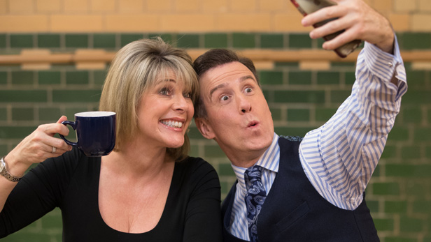 Strictly Come Dancing - Ruth Langsford and Anton Du Beke
