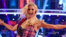 Strictly Come Dancing week 2