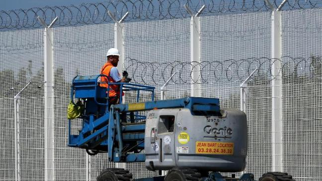 Striking Ferry Workers Block Eurotunnel Terminal At Calais Bt