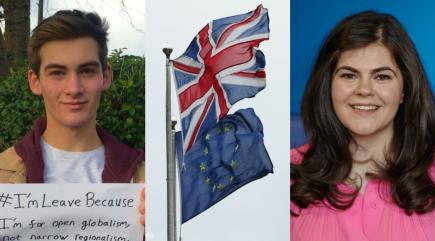 Students and the EU: The key arguments affecting young people in the in/out debate