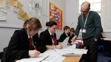 Education has seen a big rise in vacancies but a fall in advertised salaries, research claims