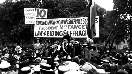 UK to honor suffragist Fawcett with Parliament Square statue