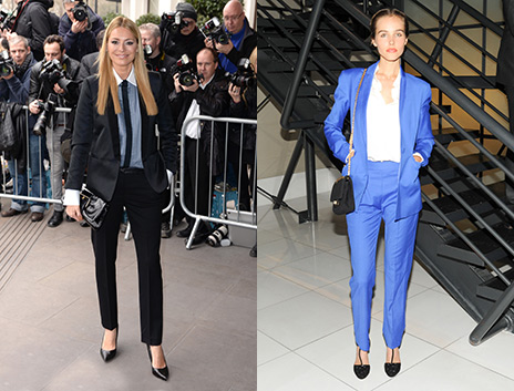 How To Wear A Trouser Suit The Dos And Don Ts Bt