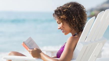 12 of the best holiday books for Summer 2016