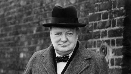 Sir Winston Churchill was one of the finest orators of the 20th century